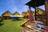Domki letniskowe Domki i Pokoje REKIN - wypoczynek