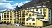 Hotel VERDE MONTANA  **** SPA - Sylwester