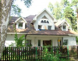 AGA - Pobierowo noclegi