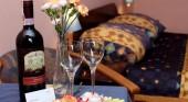 Pokoje Hotel EUROPA - wypoczynek
