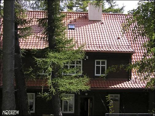 MODRZEW - Karpacz noclegi