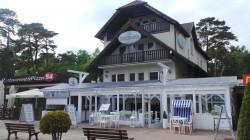 Villa PUERTO Restaurant & Cafe - Pobierowo noclegi