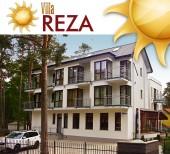 Pokoje Villa REZA - wypoczynek